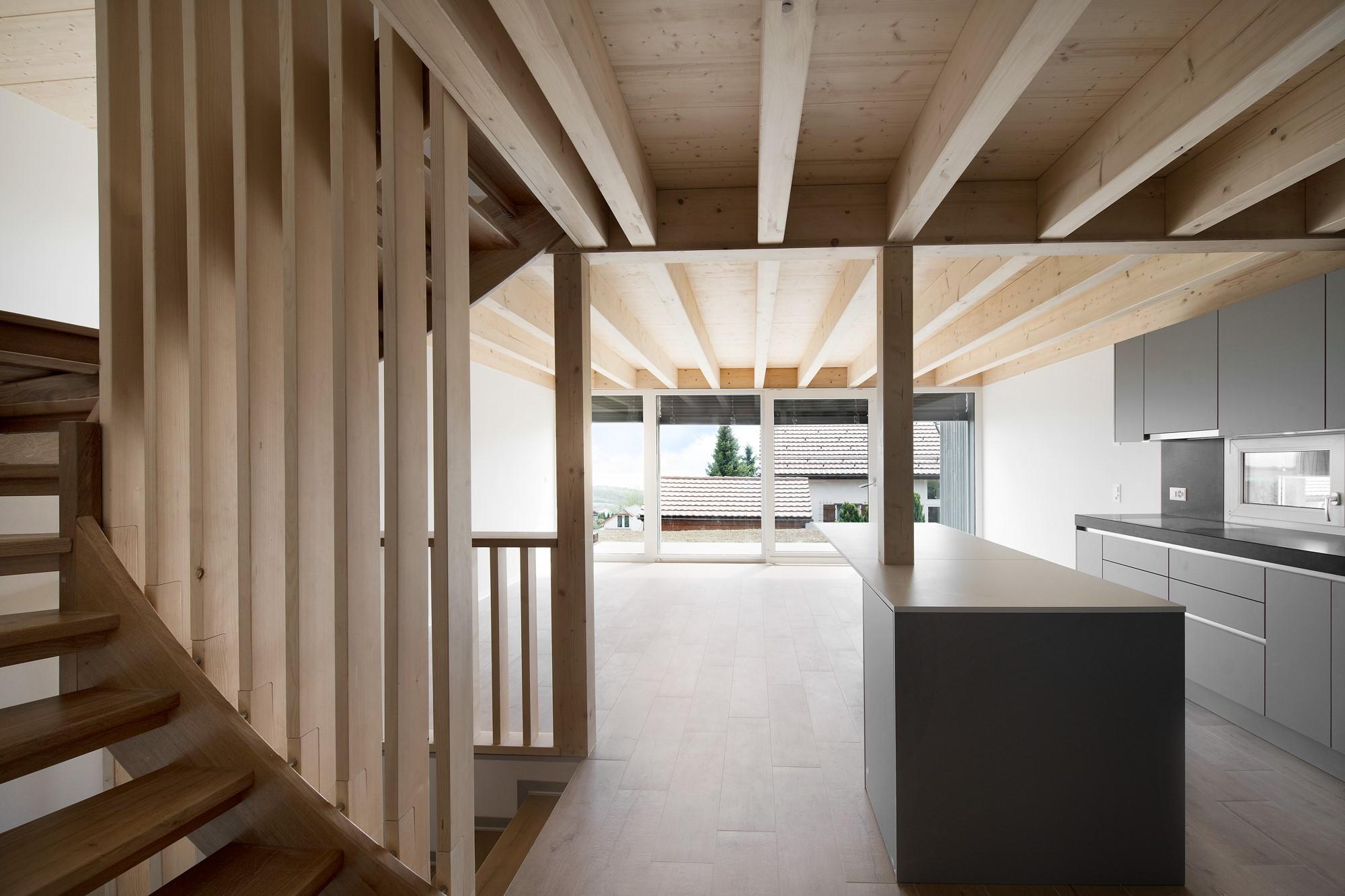 Architecture et engineering martin s a u bureau d architectes à nyon